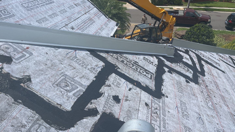 Repair of Roofing in Bradention