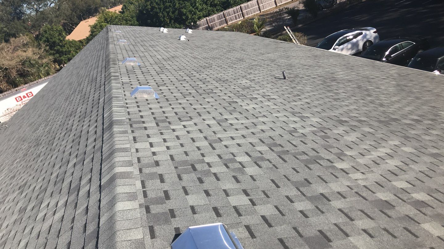 New Roof The Meadows