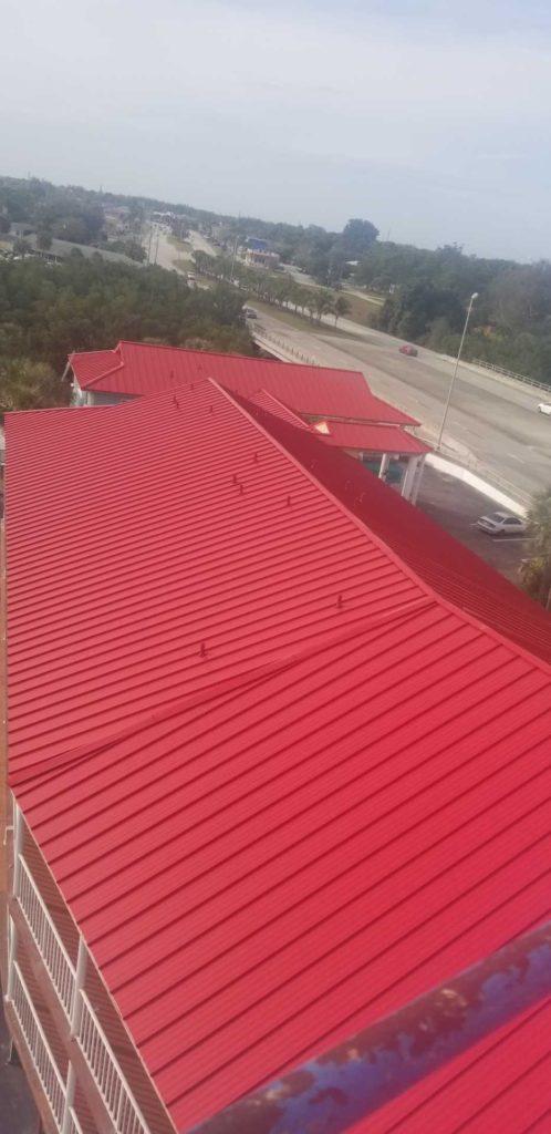 metal roof sarasota