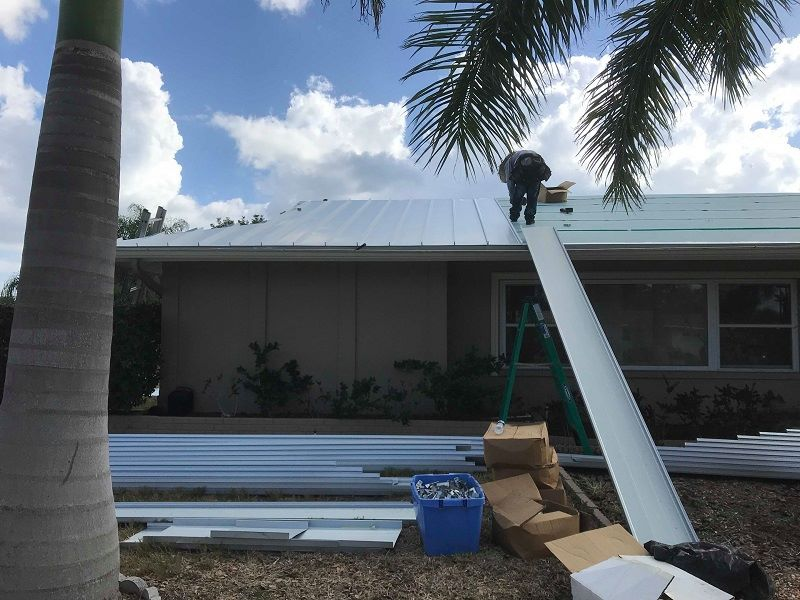 metal roofing Sarasota FL